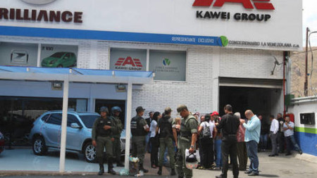 The firm's business premises in the outskirts of Caracas are placed in administration. The Attorney General's Office and the National Assembly are receiving complaints from the victims (Venancio Alcázares)