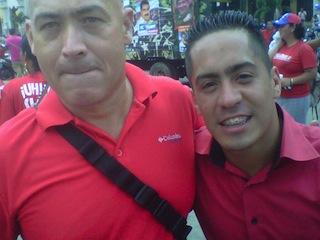 Venezuelan collective leader and congressman, both dead