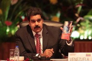 Maduro underscored that China has outlined a development plan by 2050 (File photo)
