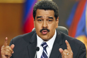 Venezuela's President Nicolas Maduro (Reuters)