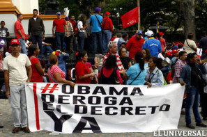 The more than 10 million signatures collected in Venezuela against the Executive Order have no legal effect within or outside the borders of Venezuela, so there is no way to force US President Barack Obama to revoke his decree (AVN)