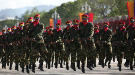 Venezuelan citizens are to be called up to join military units, according to new reports. (caraotadigital)