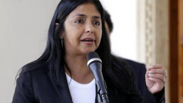 Foreign Affairs Minister Delcy Rodríguez has sent several communiqués to Exxon Mobil (AVN)