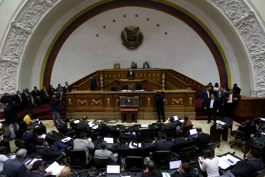 A special sub-committee on Domestic Policy was designated. Speaker of the National Assembly (AN) Henry Ramos Allup sent communiqués to the Colombian foreign minister, the Senate's head and the National Registrar