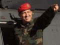 Former Venezuelan president Hugo Chavez (Reuters)