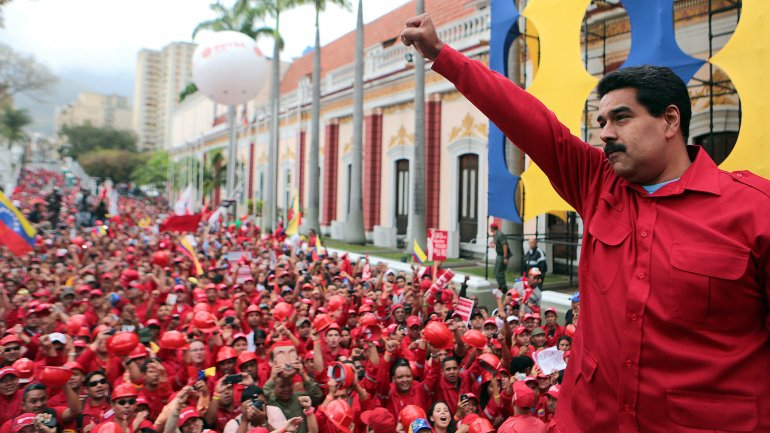 Maduro wants to cut Assembly's constitutional term to 2 months. Breakdown of law & order as dictator tightens grip.