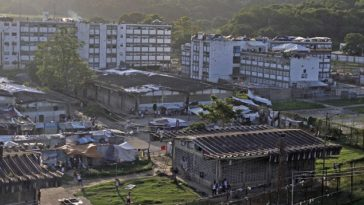 jail located in Yare, Miranda State, Venezuela