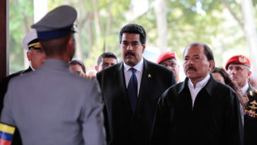 The regimes of Nicaragua and Venezuela have followed similar tactics to cling to power and attack the opposition