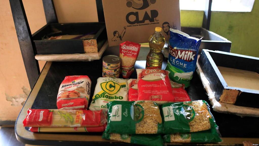 Basic Kitchen Food Supplies