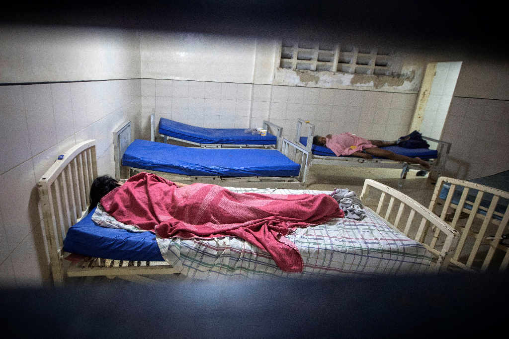 Inside Venezuela's hellhole psychiatric hospital where ...